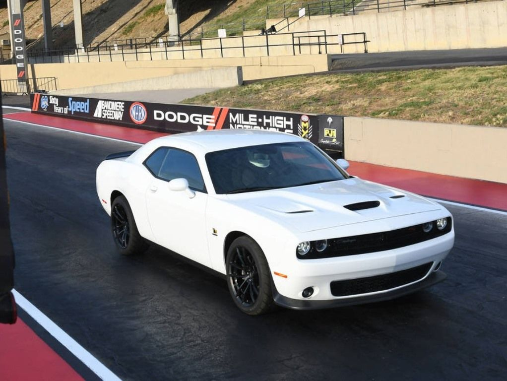 2019 Dodge Challenger R T Scat Pack 1320 Quarter Mile Burner Dodge Challenger Scat Pack Dodge