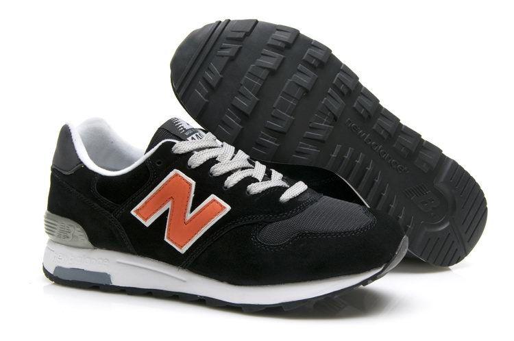 Discount New Balance M1400BKK Shawn Yue J.Crew Black Orange Mens NB-1400  Sneakers