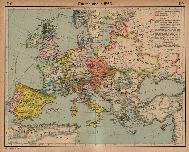 map of europe during the renaissance you can click on the image to see a much larger version of the map