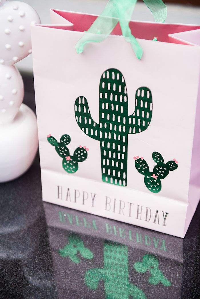 Cactus Design Packed Lunch Sandwich Box Cool Bag School BIRTHDAY PRESENT GIFT