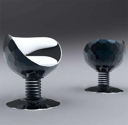 Photo of 100 Futuristic Furniture Pieces