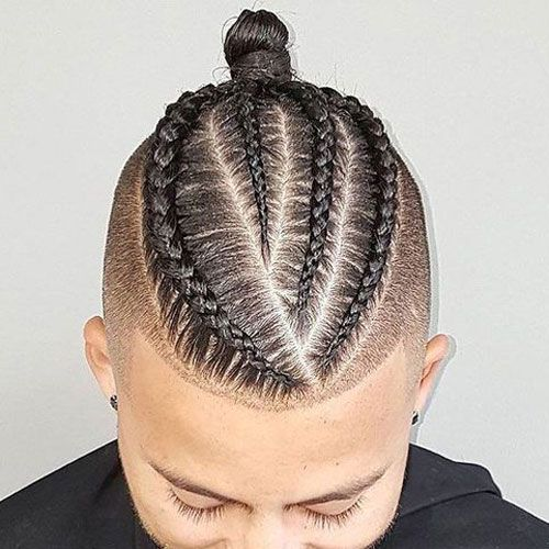 25 Cool Braids Hairstyles For Men (2020 Guide)