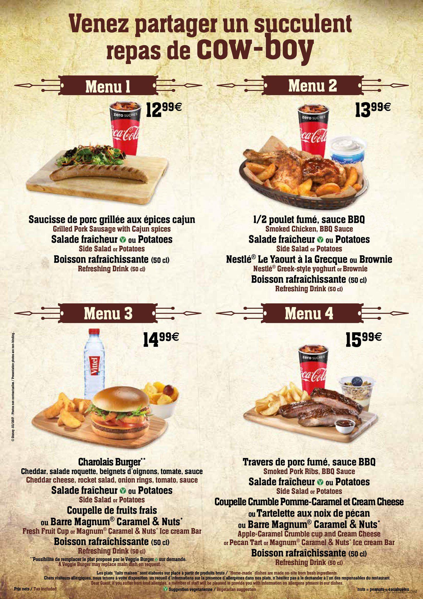02b8239cc2b85aed4a3f309d1cd0c81d - Plaza Gardens Restaurant Disneyland Paris Menu