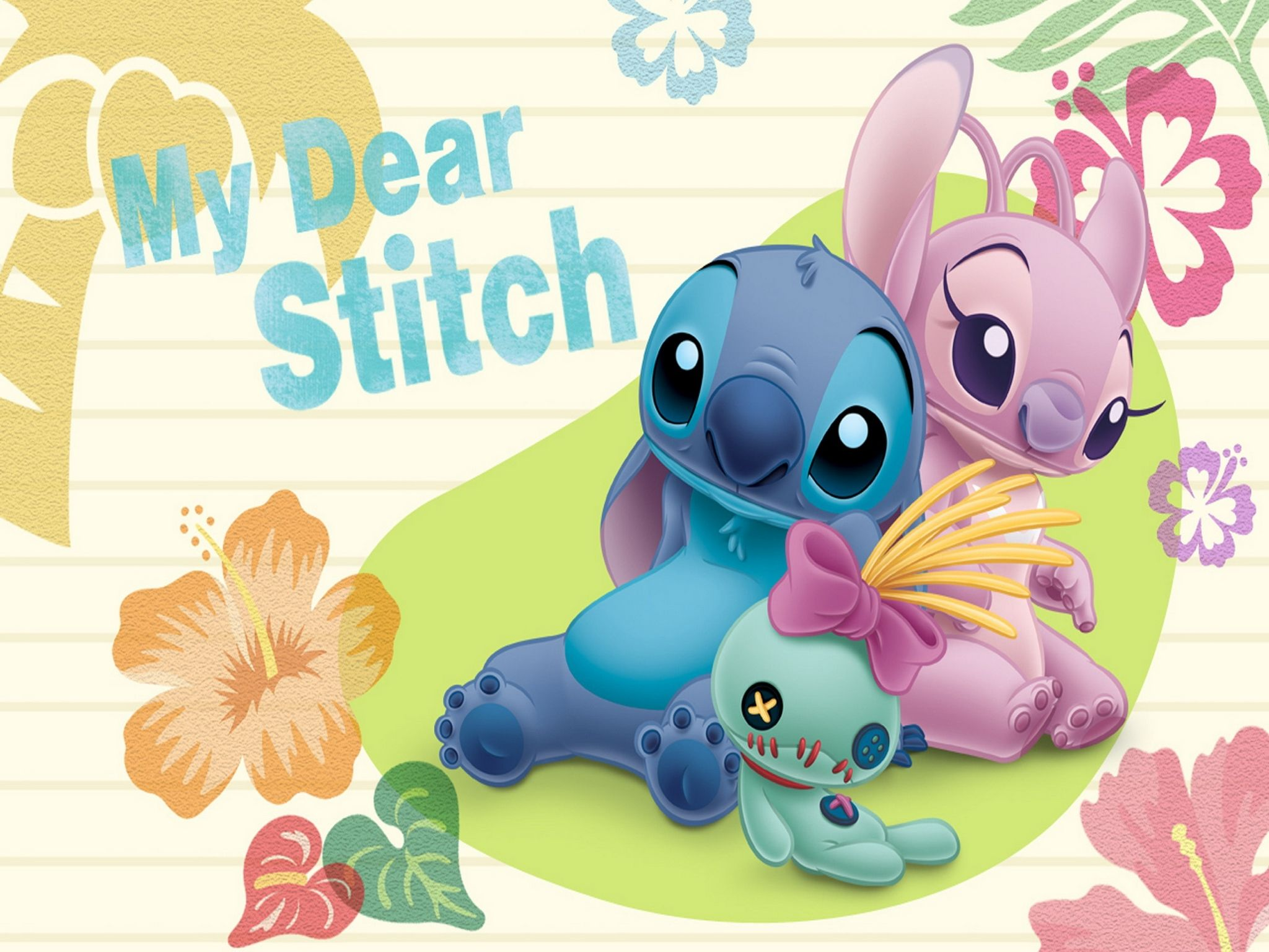 Lilo And Stich Tattoo Lilo And Stitch Wallpaper Hd With Images