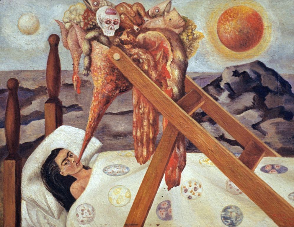 kahlo self portrait - Google Search