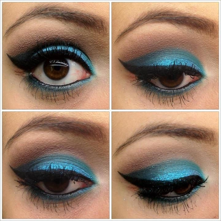 Anastasia Beverly Hills - Dragonfly | Teal eyes, Beauty