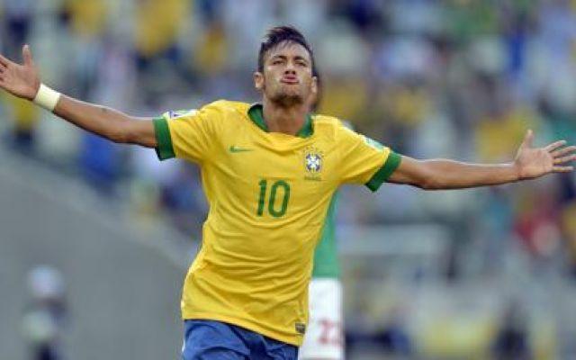 Mondiali 2014, Brasile-Camerun 4-1: show di Neymar, ottavi contro il Cile! #mondiali #brasile #camerun #neymar #cile