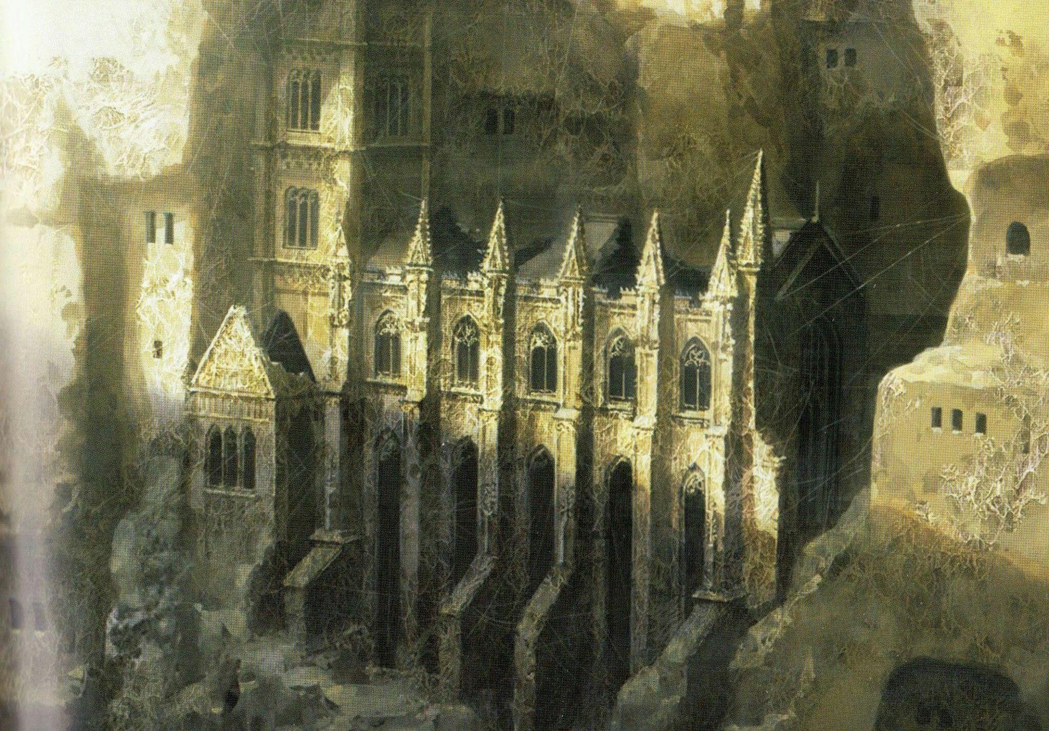 24+ Concept Art Dark Souls Architecture Images