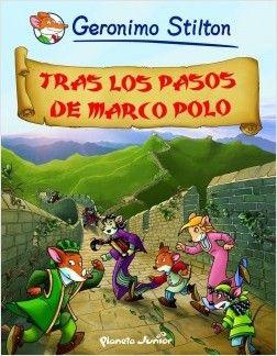 ¡Geronimo Stilton se enfrenta a los gatos piratas en la antigua China! Esta nueva aventura llevará a Geronimo a la antigua China, a la corte del emperador mongol Kublai Khan. Allí, Geronimo conocerá al famoso viajero veneciano Marco Polo y se enfrentará de nuevo a los pérfidos gatos piratas.