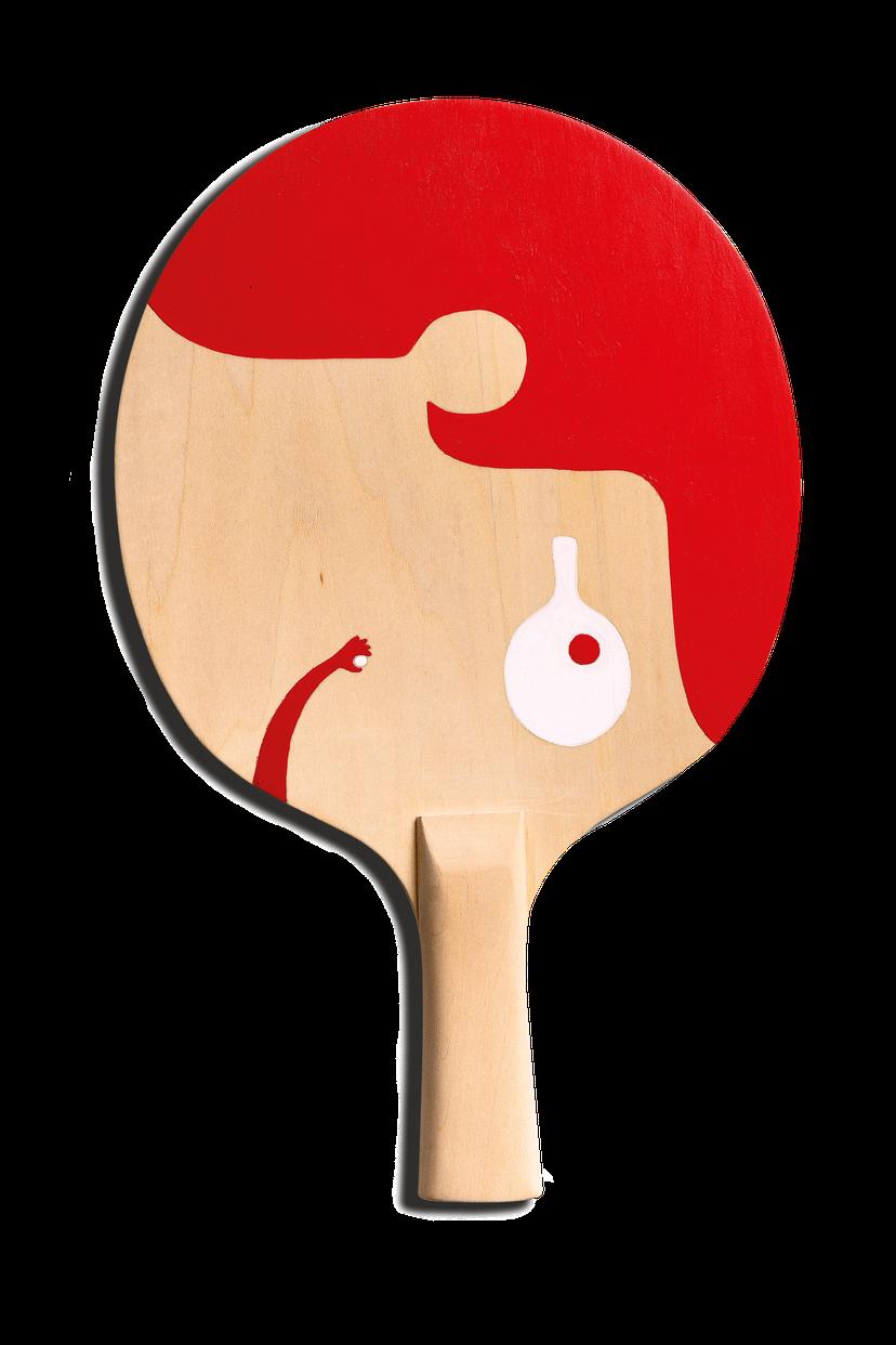 Noma Bar Ping Pong Noma Bar Ping Pong Paddles