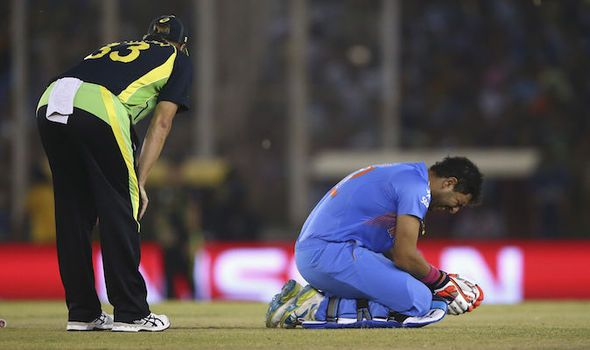 India rocked as star batsman ruled out of World T20 semi-final with injury