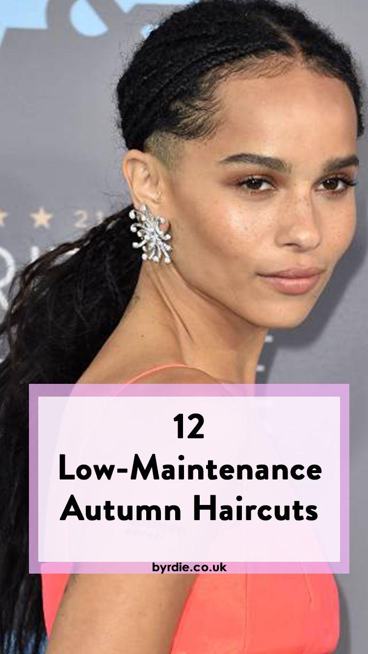 lowmaintenance autumn haircuts for every hair texture hair