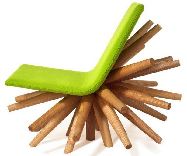 50 Sleek Funky And Weird Chair Designs