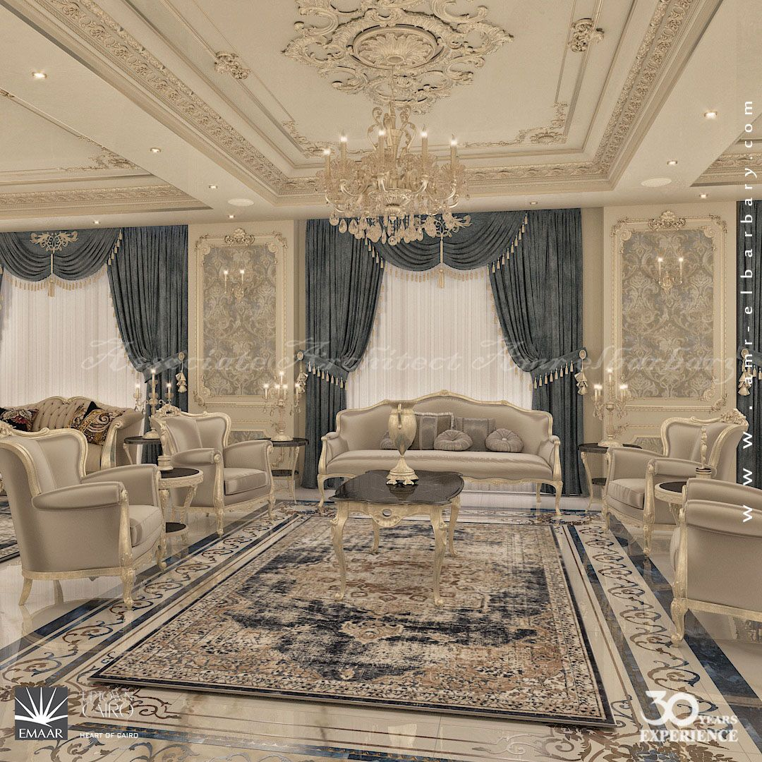Pin By Arch Amr Elbarbary On Hanan Luxurious Bedrooms Living Room Decor Home