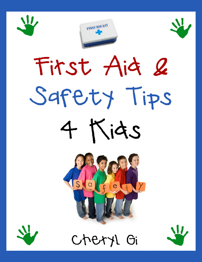photo relating to Printable First Aid Guides identify Absolutely free+Printable+Initial+Help+Booklet+for+Young children Woman Scouts