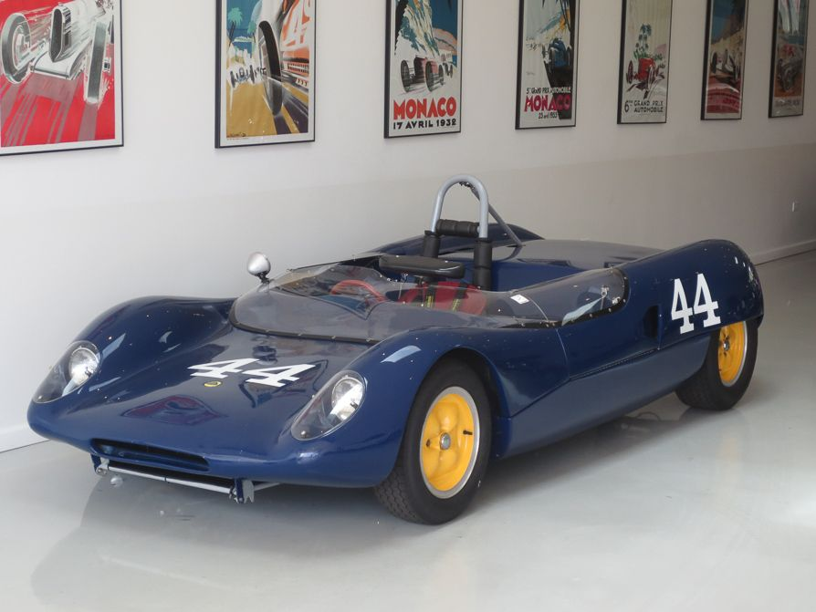Adding Lightness to Sportscar Racing: 1963 Lotus 23B For Sale ...
