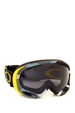 A Frame 2 0 Flight Series Snow Goggles Snow Goggles Goggles Oakley