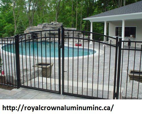 Aluminum Gates Toronto Pool Fence Aluminum Pool Fence Aluminum Fence Gate