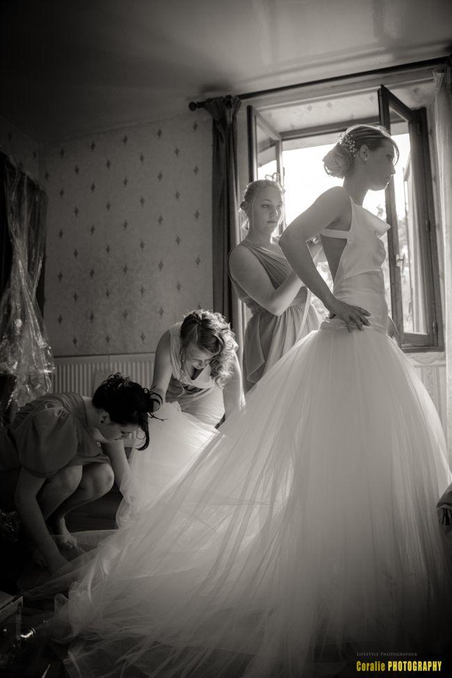 Robe Mariee Josepha Et Moi Mariage Reims Marne Coralie Photography Mariage Mariage Pas Cher Robe De Mariee