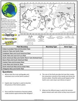 Quiz   Worksheet   Types of Tectonic Plate Boundaries   Study together with Plate Tectonics Worksheets   Homedressage moreover Worksheet  Plate Tectonics Study Guide and Practice   Earth Science also Volcanoes and Plate Tectonics Worksheet   Coastalbend Worksheet together with Answer Key for Effects of Plate Tectonics Note taking also Plate Tectonics Review Answers also √ Plate Tectonics Worksheets furthermore  furthermore plate tectonics worksheet furthermore Theory of Plate Tectonics worksheet likewise Plate Boundaries Map Luxury Plate Tectonics Worksheet Map New Plate likewise Sea Floor Spreading Lab Worksheet Answers   Flisol Home in addition 04 plate tectonics video worksheet also definition of plate tectonics – levur co likewise  also Plate Tectonics Review Worksheet. on theory of plate tectonics worksheet