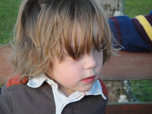 Boy Hairstyles With Bangs: Hair Styles For Toddler Boys