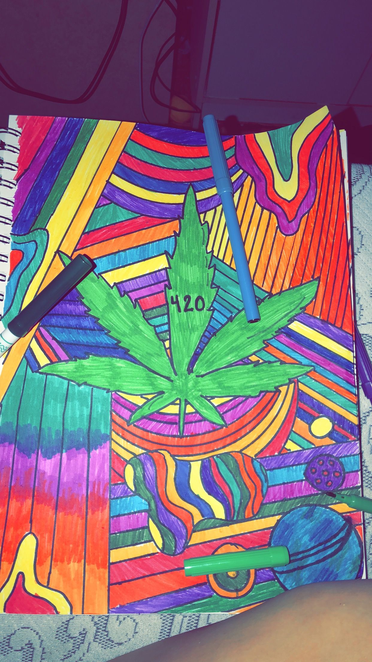 Triply Art With Images Hippie Drawing Trippy Drawings