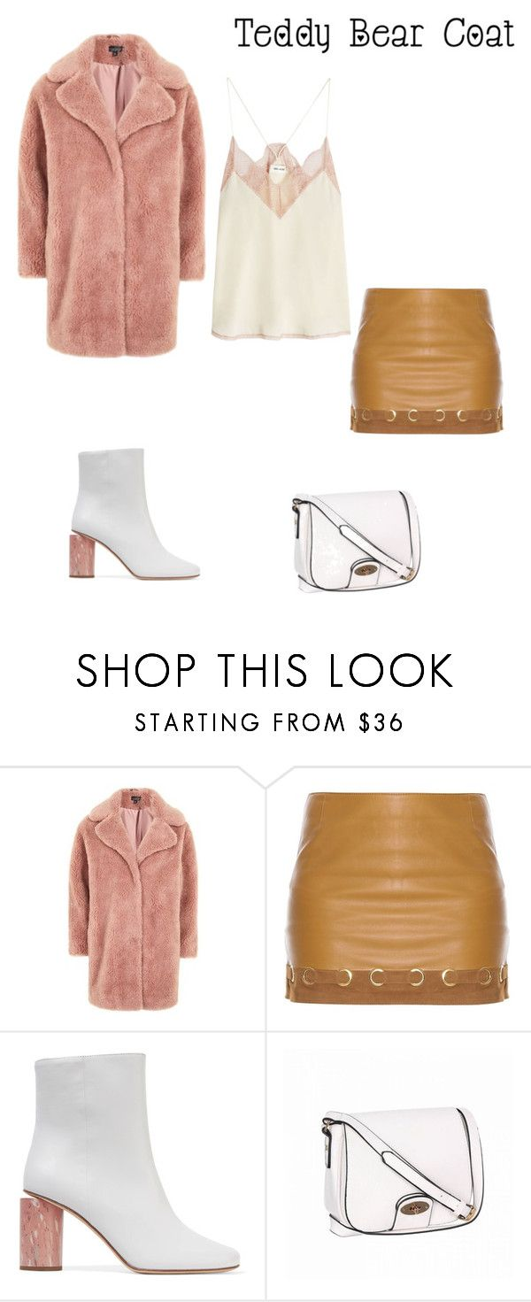 """Teddy bear coat"" by gabija-kiskyte ❤ liked on Polyvore featuring Topshop, 10 Crosby Derek Lam, Acne Studios and Zadig & Voltaire"