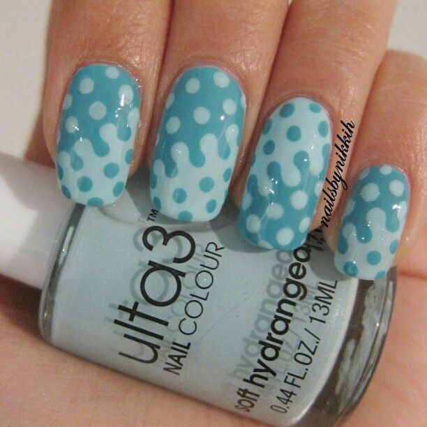interlocking dots nail art - justinbieberbackstagepasses.com