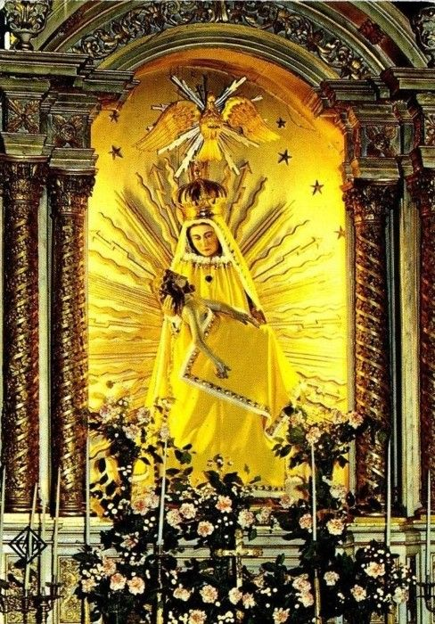 La vierge Marie dans le monde