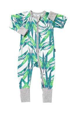 Tiki Garden Print Bonds Wondersuit  Looking for some cosy PJ's for the kids?  Read my latest post on kids pyjamas for this Autumn 2015 www.bikinisandbibs.co.uk