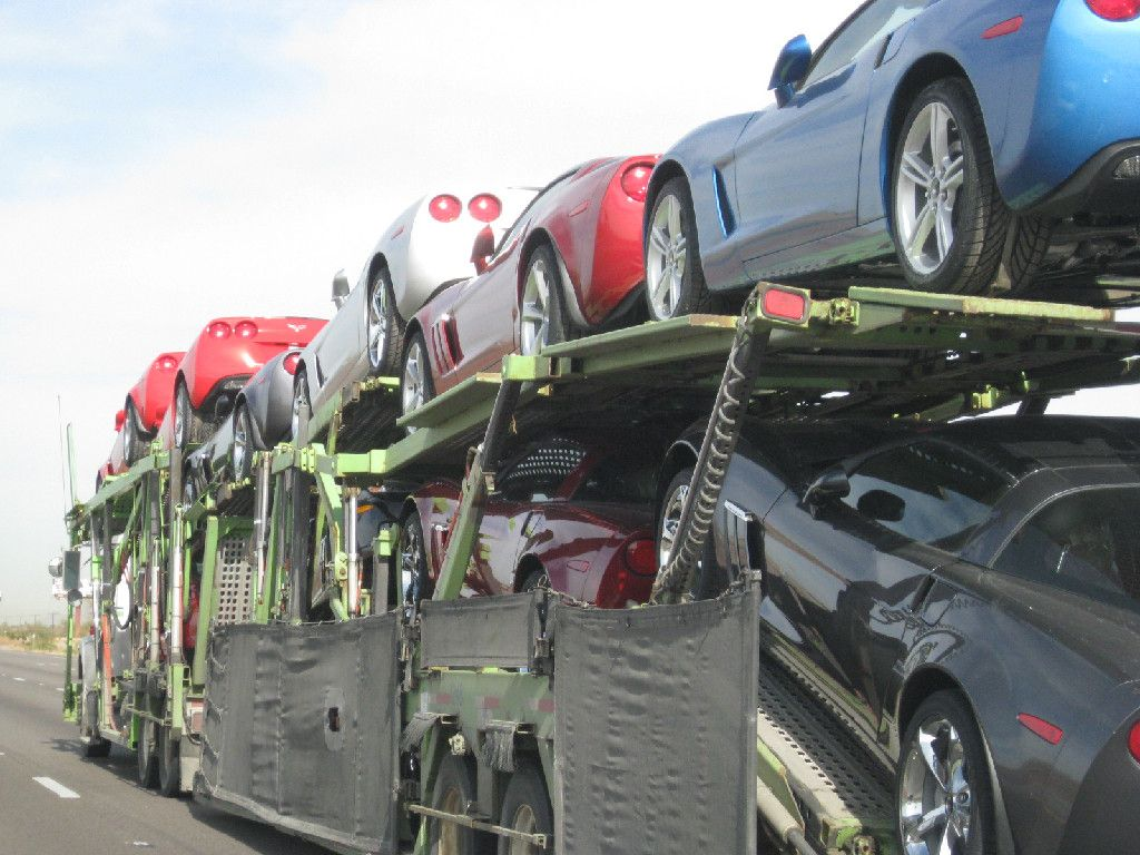 Do you want your priceless car delivered to your new
