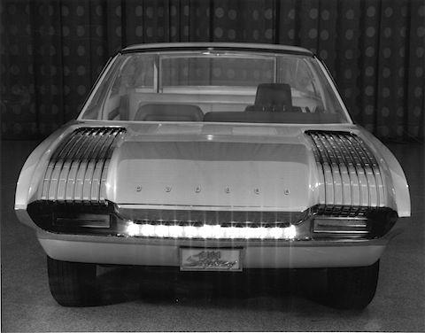 1964 Ford Mercury Aurora concept