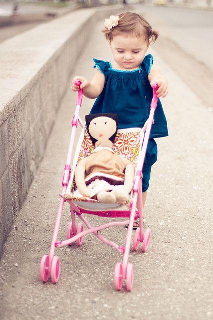 Puppenwagenbuggybezug nähen | Puppen Kleidung & Accessoires ...