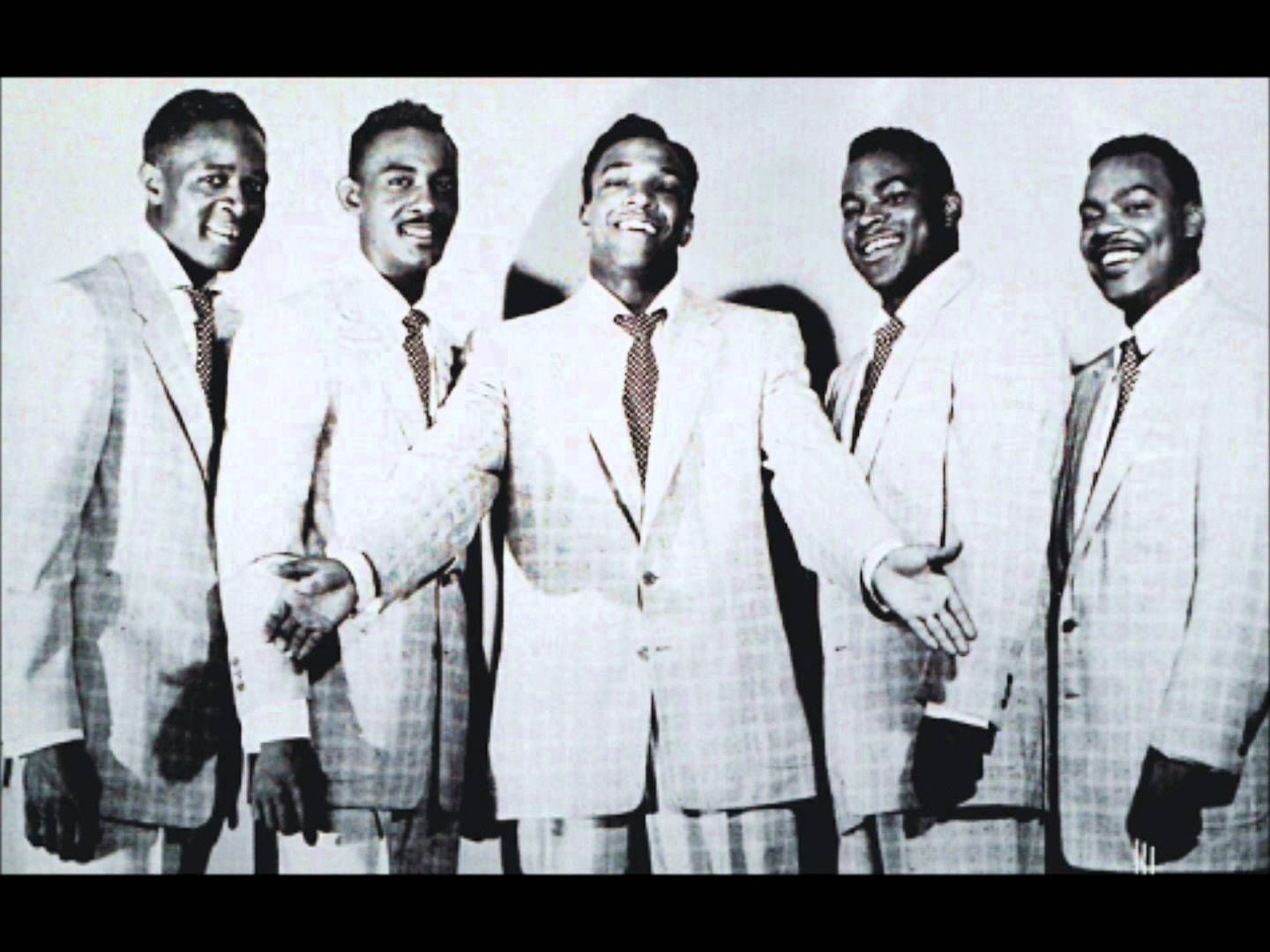 the drifters in 1954 singing white christmas - White Christmas By The Drifters