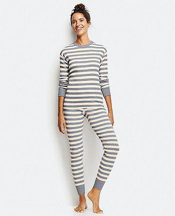 ea992b6cf7 Long John Pajama Top In Organic Cotton
