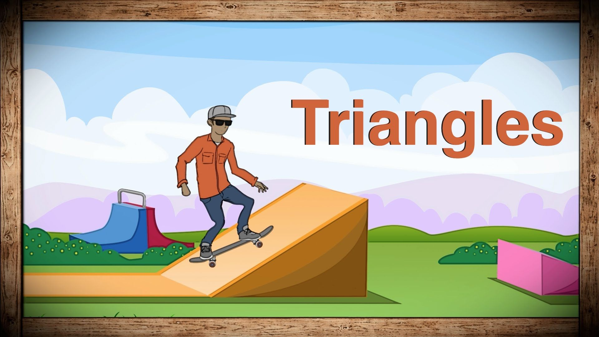 Types Of Triangles Classifying Triangles With Triangles