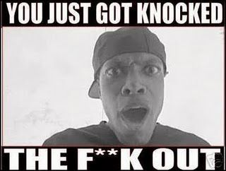 02b949cc87d0d2d3e733dca5d86316f5 chris tucker, friday movie, you just got knocked out, gloating