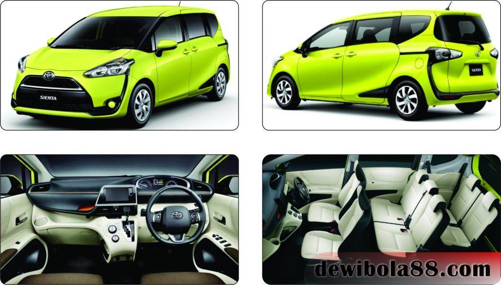WooW … Toyota Sienta 1.5L Siap Rilis Tahun Depan #dewibet