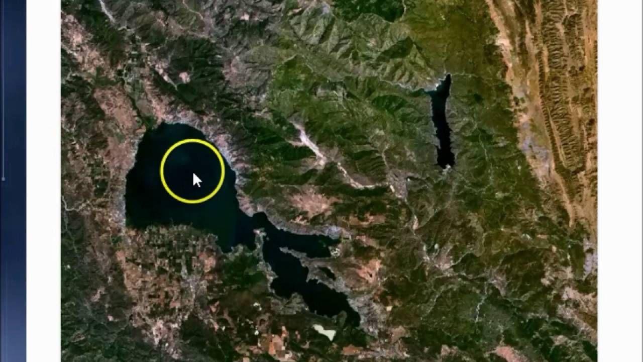 California Quake Map Usgs%0A Earthquake      Upper Lake  Ca  Lake Bubbles