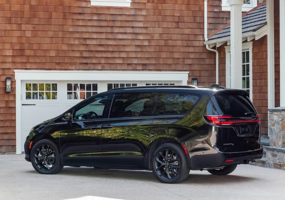 2021 Yeni Chrysler Pacifica 2020