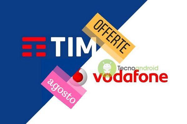 TIM vs Vodafone: ecco le migliori offerte da attivare ad agosto - http://goo.gl/YkVkPZ - Tecnologia - Android