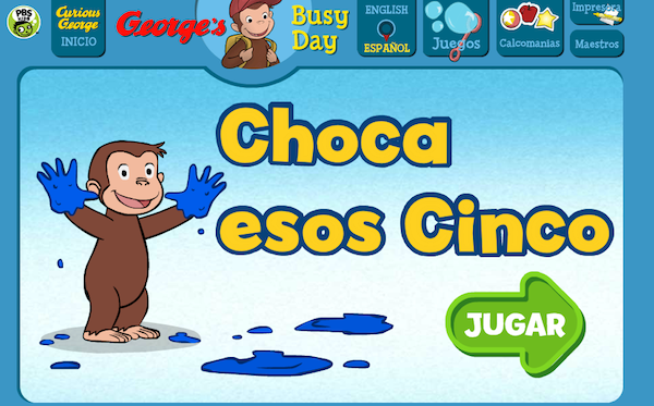 Spanish Game Sites