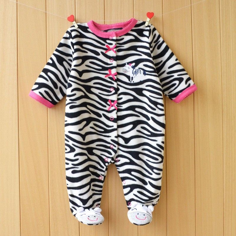 6963be7cb New 2015 Autumn Winter Baby Rompers clothes long sleeved Newborn Boy ...