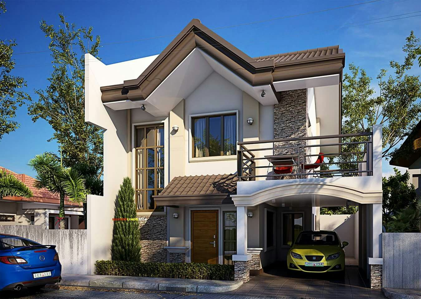 Pin By Kgee Gee On Houses Philippines House Design Maine House