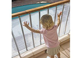 No-Climb Deck Guard   Childproofing, Baby proofing, Baby gates
