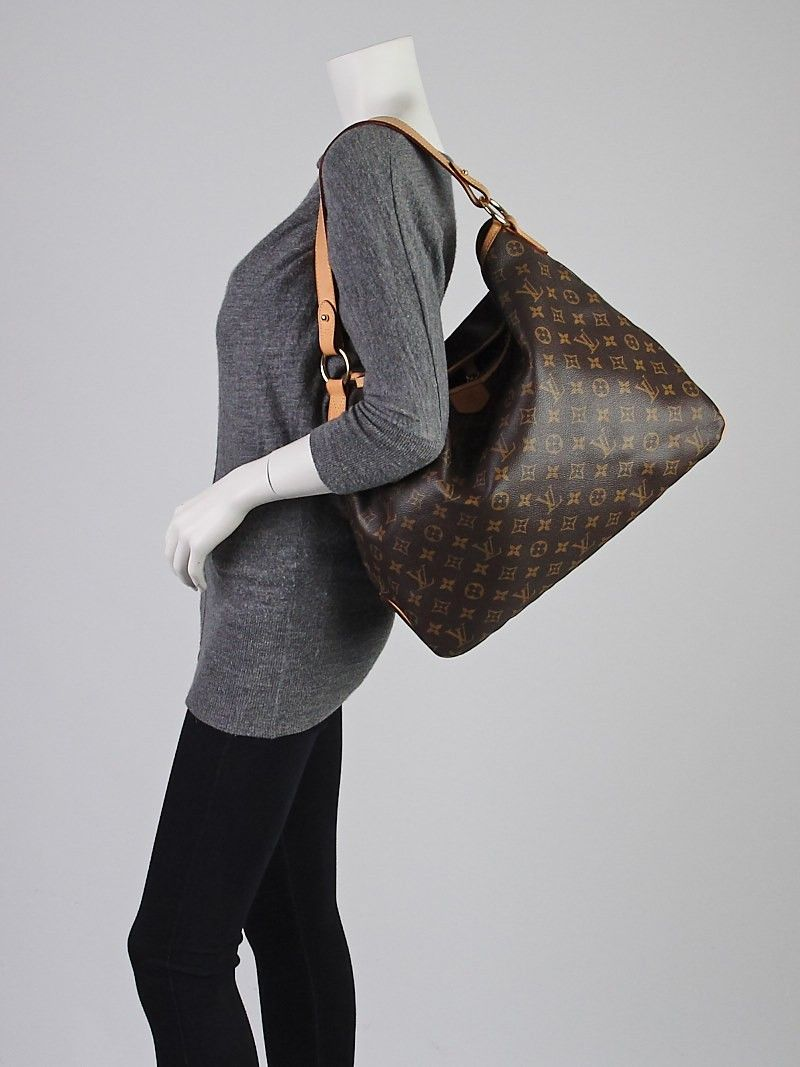 6d0ebdd53475 Louis Vuitton Monogram Canvas Delightful MM Bag