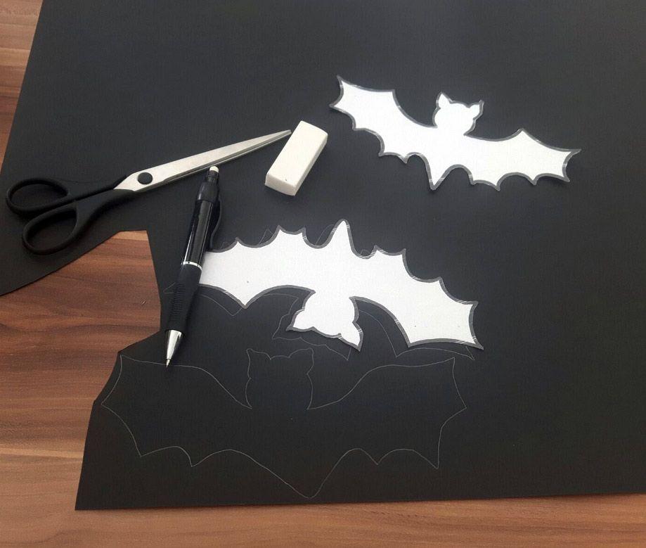 Halloween Basteln Vorlagen Ideen Zum Ausdrucken Halloween Basteln Vorlagen Halloween Deko Basteln Mit Kindern Basteln