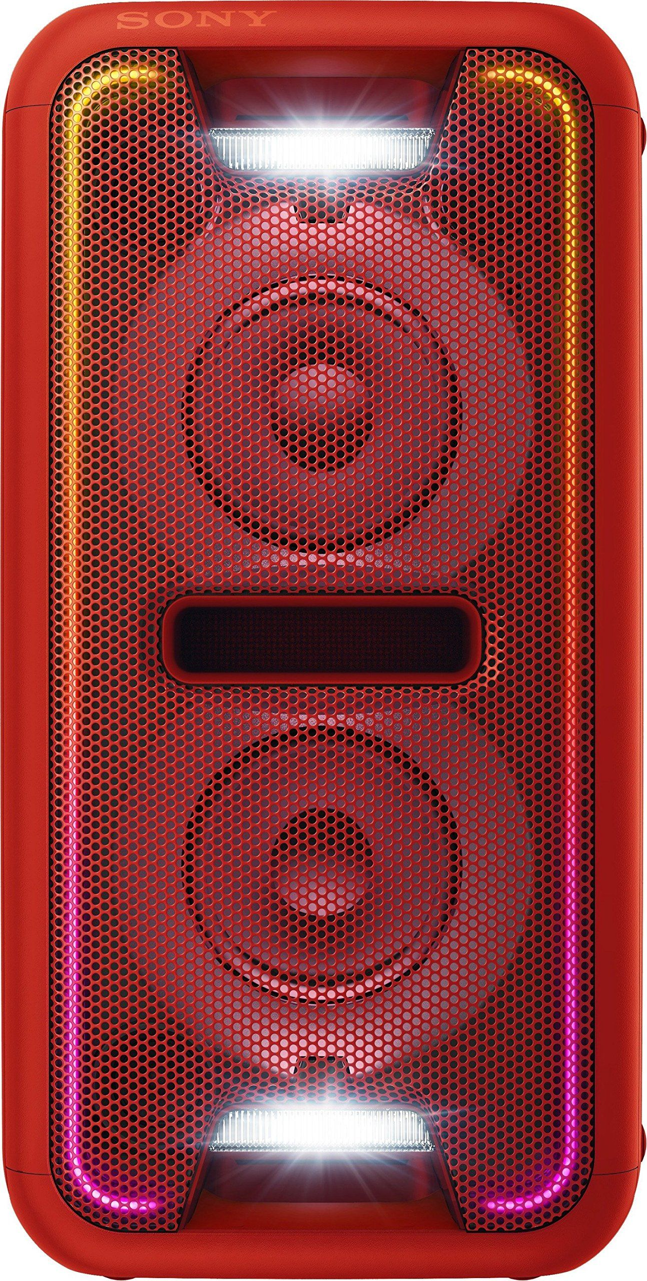 Sony Gtkxb7rc High Power Home Audio System With Bluetooth Walkman Resolution Nw A35 Yellow