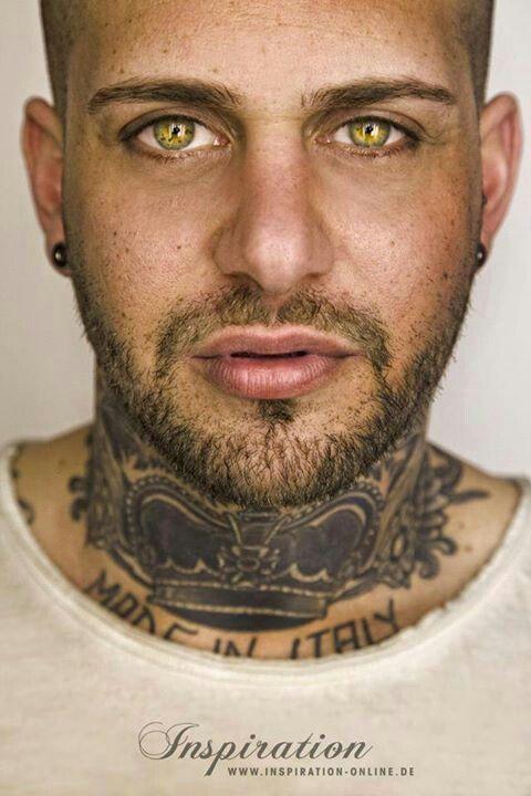 Tattoos With Those Golden Eyes Beautiful Eyes