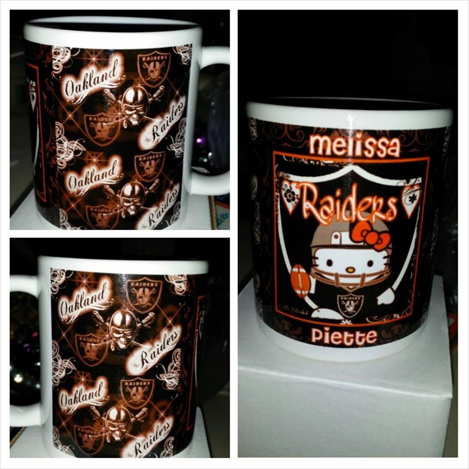 Hello Kitty/Raiders Mug- www.facebook.com/mgspromos